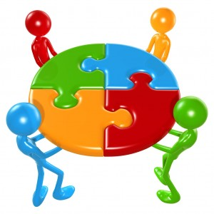 Working_Together_Teamwork_Puzzle_Concept